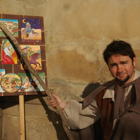 Creativando - Actividades - Cultural - Caminando por la historia