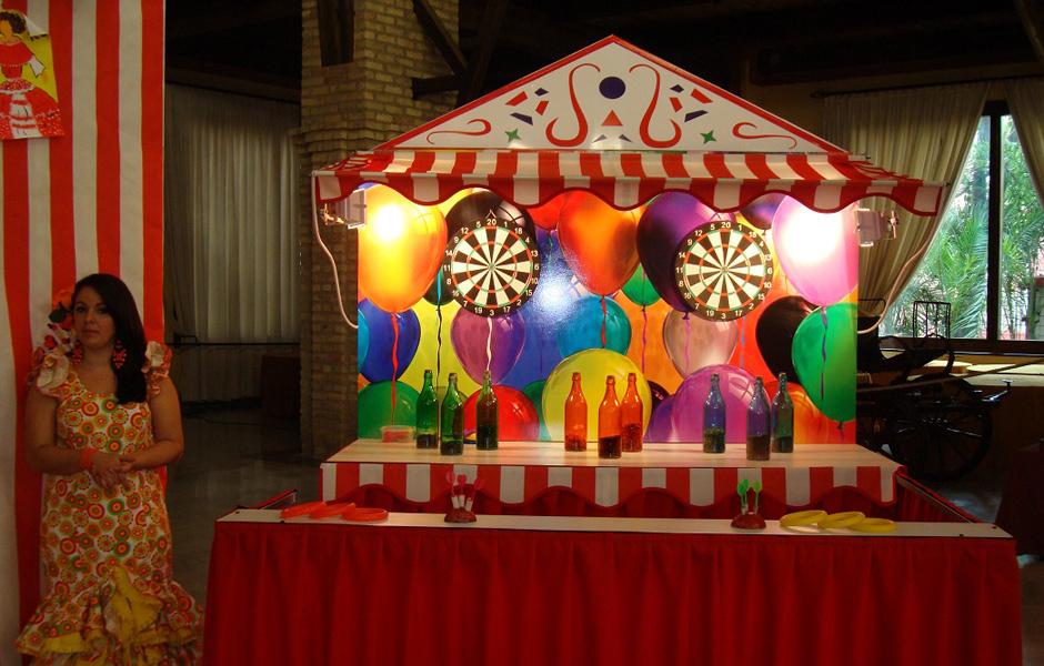 Creativando - Actividades - Tematizaciones - Feria