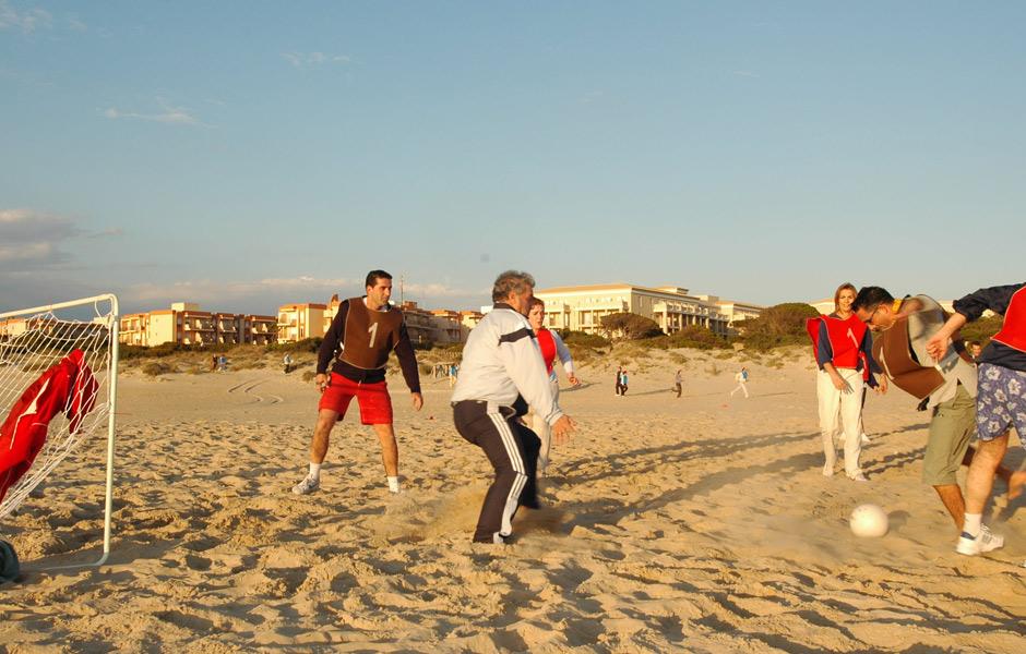 Creativando - Actividades - Exterior - Olimpiadas en la Playa