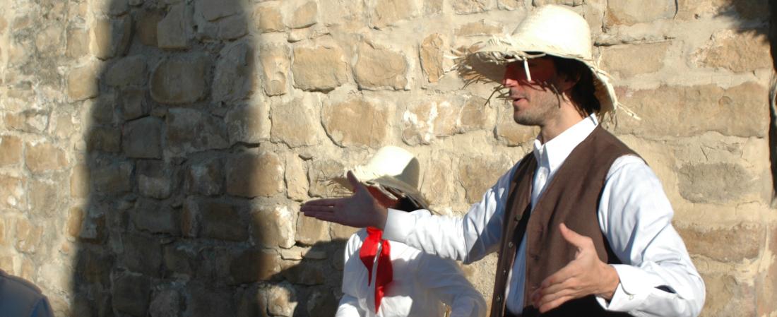 Creativando - Actividades - Culturales - Caminando por la Historia