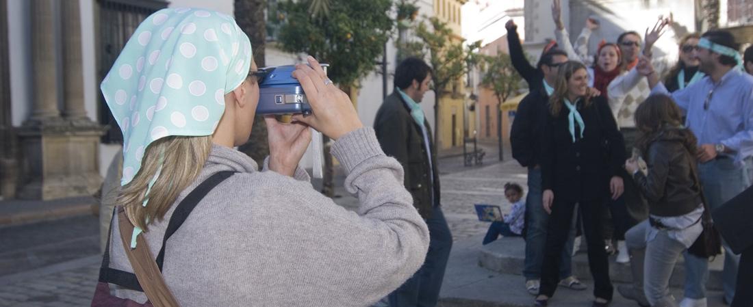 Creativando - Actividades Culturales - Aventura fotográfica