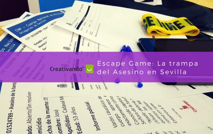 Escape Game en Sevilla