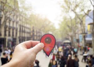 Aventura GPS, actividad de team building de Creativando