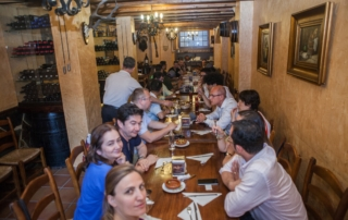 Ruta de tapas - Team Building