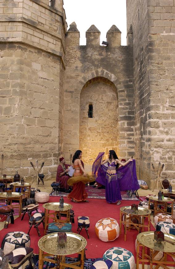 Creativando - Actividades - Tematizaciones - Cena Andalusí