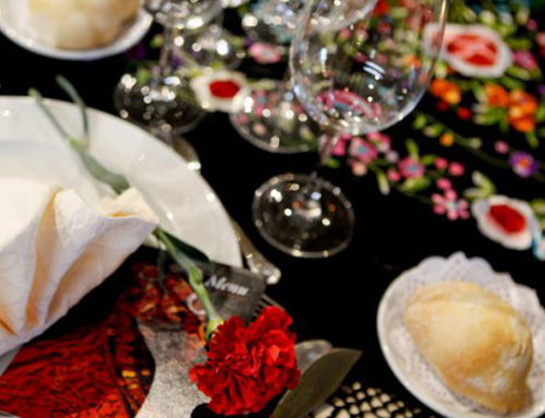Cena Maridada – Cena, vinos y flamenco