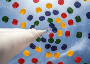 Feria Building, actividad de team building de Creativando
