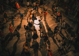 Flash Mob, actividad de team building de Creativando