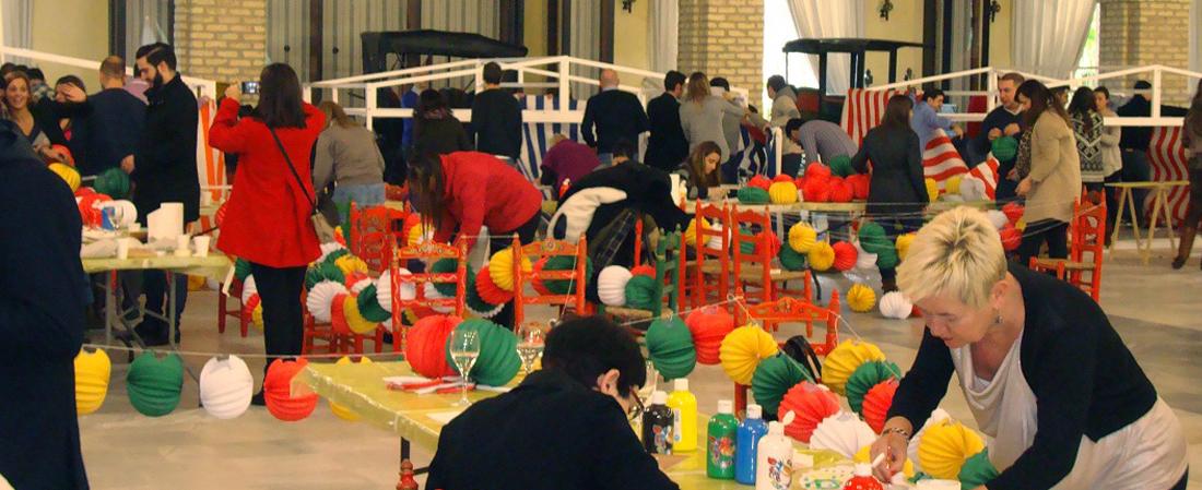 Creativando - Actividades - Culturales - Feria Building