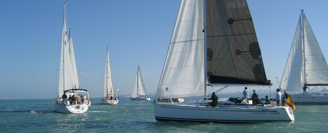 Creativando - Actividades - Exterior - Mar, Barco y Regatas