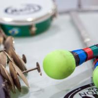 Taller de percusión - Creativando