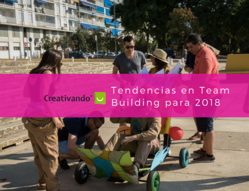 Las tendencias de Team Building para 2018
