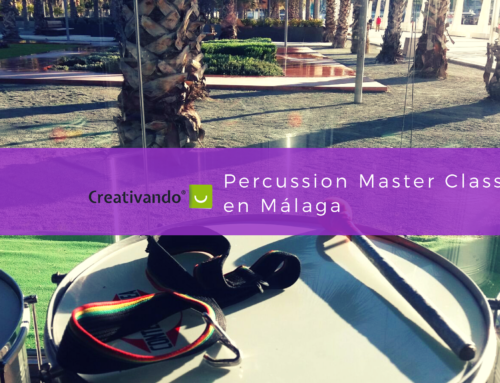 Percussion Master Class – Team Building en Málaga