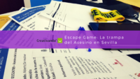 Escape Game en Sevilla