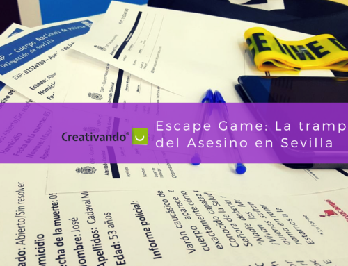 Escape Game – La trampa del Asesino en Sevilla