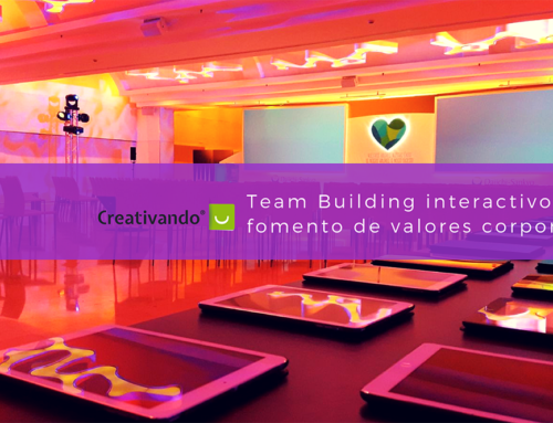 Team Building interactivo: impulsando valores corporativos
