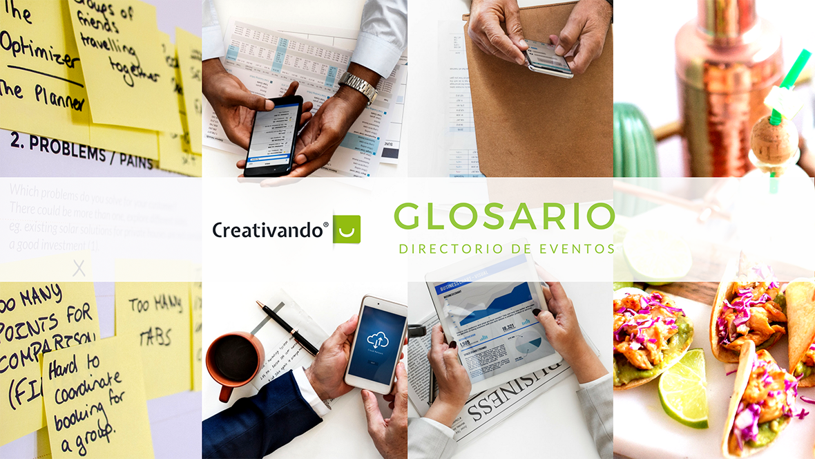 Glosario MICE (Reuniones, incentivos, convenciones y exposiciones)