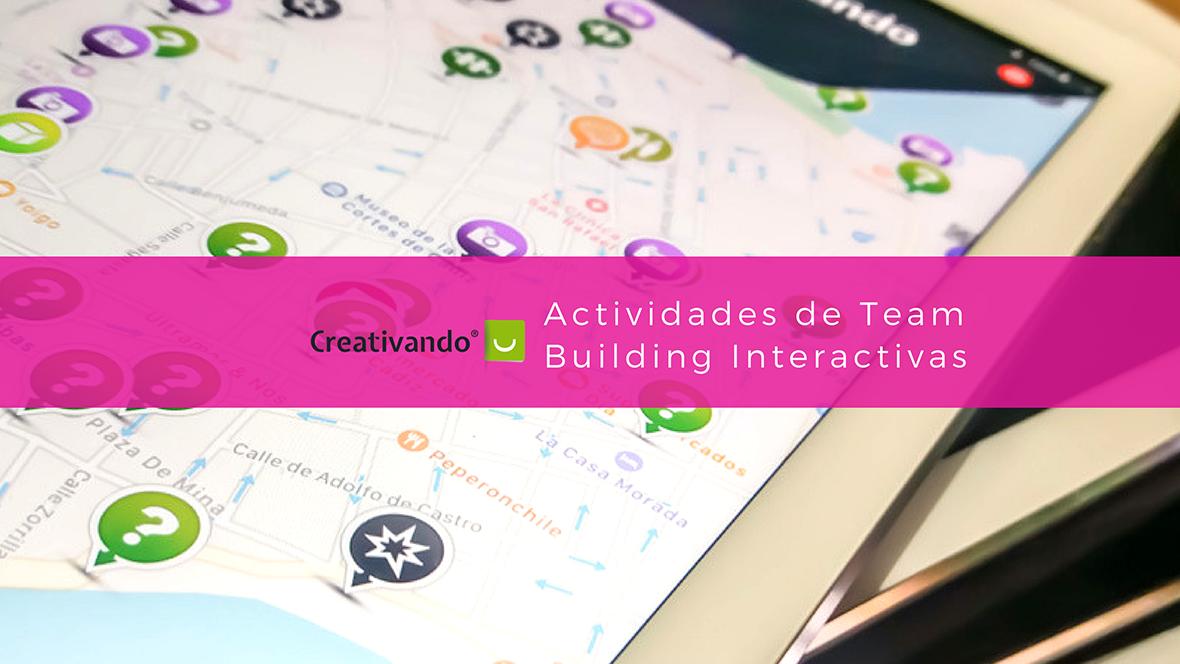 Team building interactivo