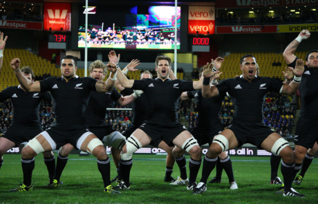 Haka Team Building