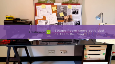 Escape Room actividad de team building