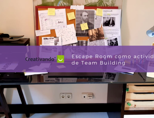 Escape room como actividad de team building
