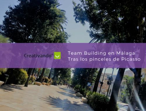 Team Building en Málaga – Tras los pinceles de Picasso