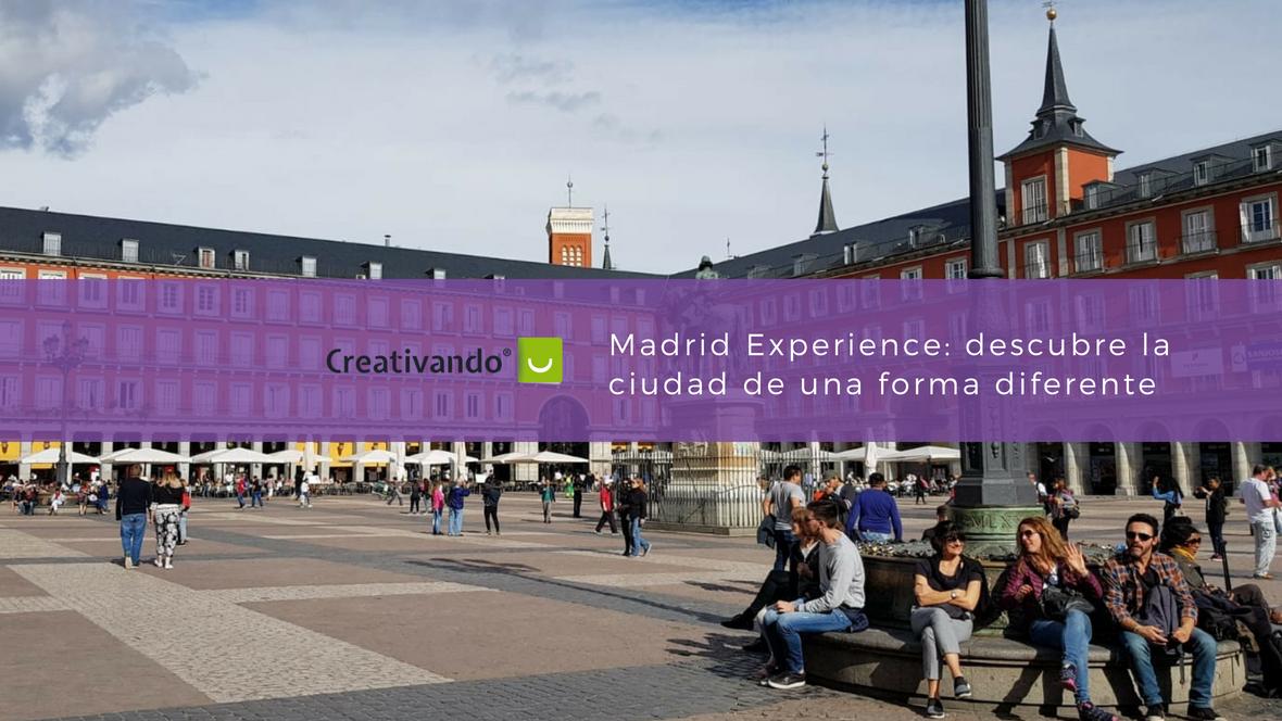 Madrid Experience: Descubre la ciudad con iPads