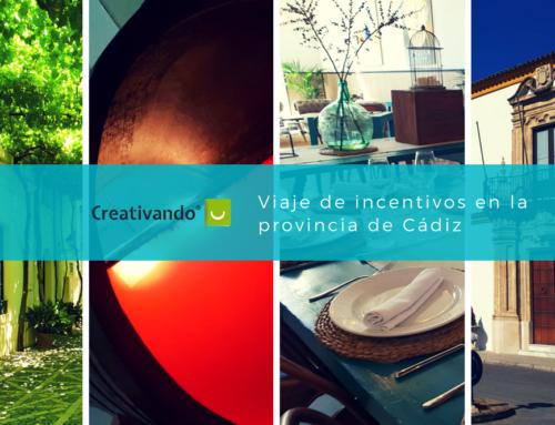 ¿Cómo organizar un viaje de incentivos a la provincia de Cádiz?