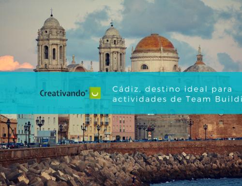 Las mejores actividades de Team Building en Cádiz