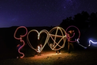 Light Painting - Creativando