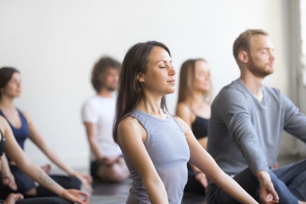 Yoga Masterclass, una actividad de team building de Creativando